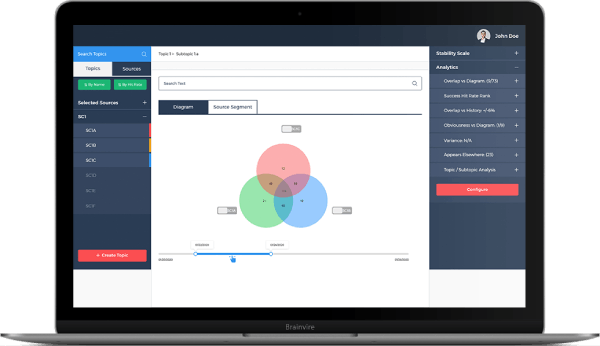 A Business Intelligence reporting platform that helps users get real-time insights with a few clicks.