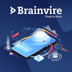 Brainvire Developed a Mobile App for the Sales Team