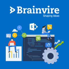 Brainvire Implemented SharePoint-based Intranet Application for Manufacturing Operations