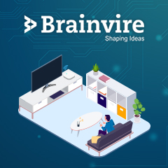 Brainvire Improved the Sales Visibility of a 30-Year Old American Furnishing & home-Décor  Brand Using Microsoft Power BI