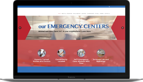Digital Marketing for Emergency Medical Service Provider
