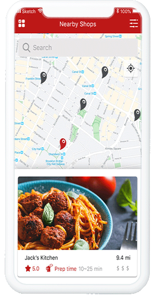 On-Demand Food Pickup App Helps Individuals Skip the Line When Dining at Their Favorite Restaurants