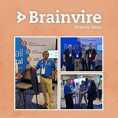 Brainvire Sponsored The Future of Retail at eTail 2020