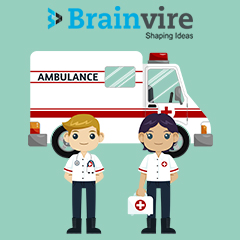 Brainvire Increased Brand Awareness and Conversation Rates for An Emergency Medical Service Provider