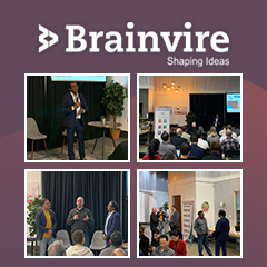 Brainvire Hosted a Stellar ERP Show in Los Angeles, Attended by Well-Known Business Leaders of the Region