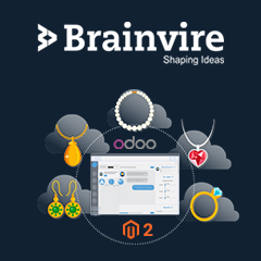 Personalization of 'Ideal Cut' Diamond Jewelry Becomes Easy with Brainvire's Omnichannel Cloud ERP Solution