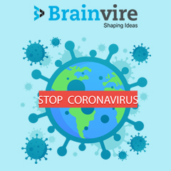 Brainvire Ensures Employee Safety and Business Continuity During the Covid 19 Pandemic