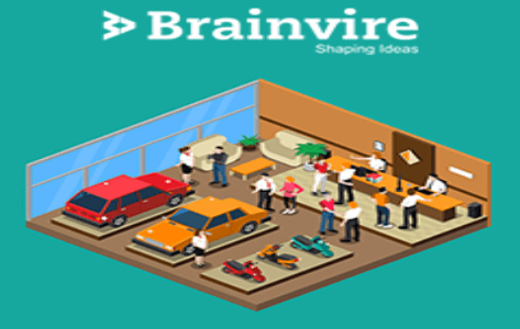 Brainvire Develops Web Platform with Automation for a Kuwait-based Conglomerate