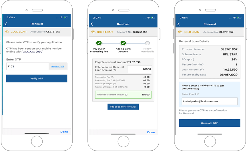 Mobile App Improves Customer Engagement for Indian Financial Company