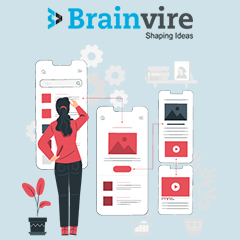 Brainvire Developed a Mobile App to Showcase Aspiring Talents for A Renowned Bollywood Persona