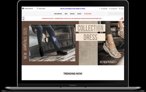 Magento Enterprise Website and SEO Optimization Improve Performance for Singaporean Fashion Brand