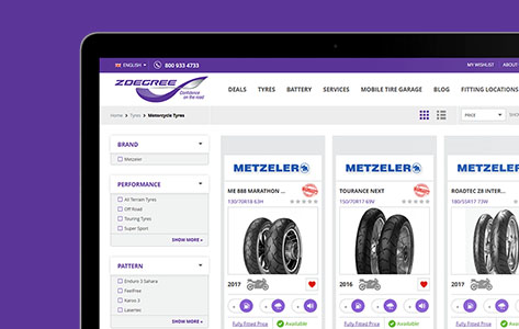 Brainvire Reduces Bounce Rate by 21% for Dubai-based Automotive Maintenance Company