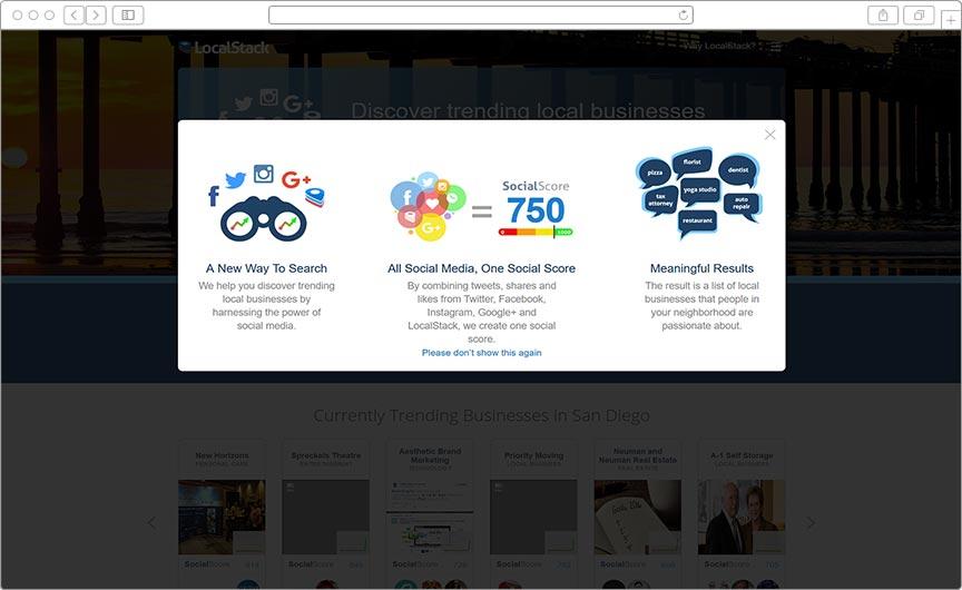 Yellow Pages Based Business Networking Application
