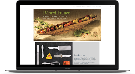 B2C eCommerce Web for Global Food Service Company
