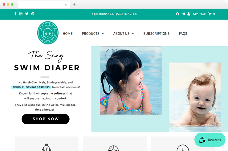Brainvire Increases Brand Awareness and Organic Traffic for Leading Baby Products Company