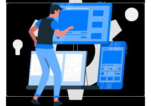 Customize UI/UX Design for Magento