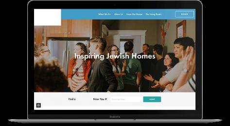 Jewish Community App for Global Leader in Peer-led Jewish Homes