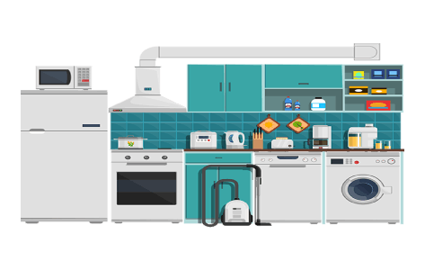 Purchasing Kitchen Appliances in Just a Few Clicks