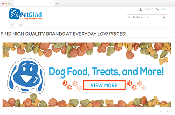 Brainvire Improves Conversions and Sales For Leading Pet Supplies Company With Amazon-Magento Integration