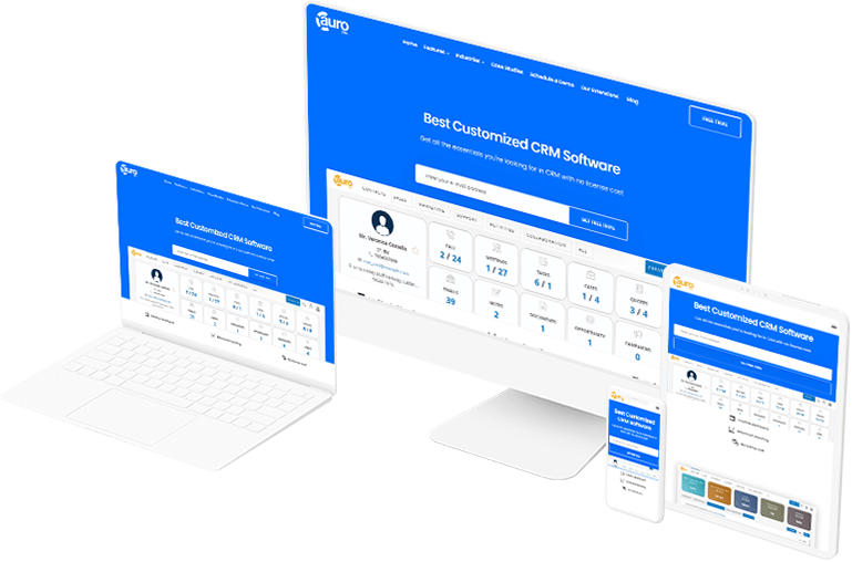 Brainvire's CRM for Commerce Services