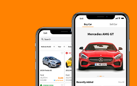 A Well-Designed Platform for Car Deals