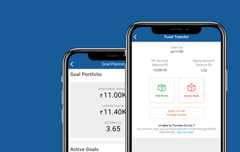 Brainvire Implemented a New Module and Discarded Bugs for IIFL's Mutual Funds App