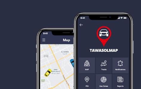Sensor and IoT-Based Vehicle Tracking Mobile App