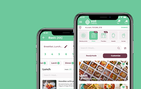 Developed a Smart and Tailored Food Delivery App