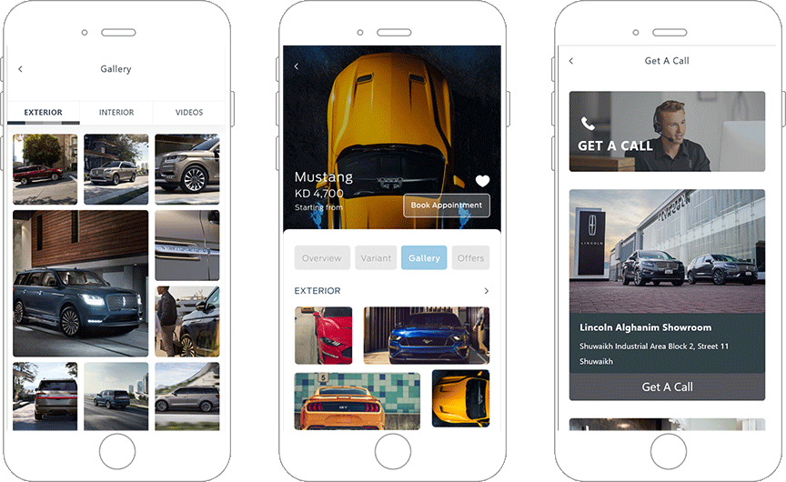 A Sales Mobile App with Elite eCommerce Features