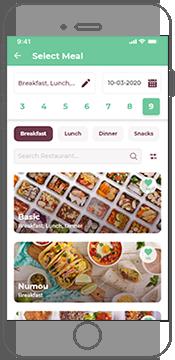 In app functionalities
