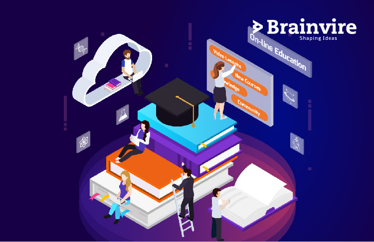 Cloud-Based Digital Learning Solution for Education Industry