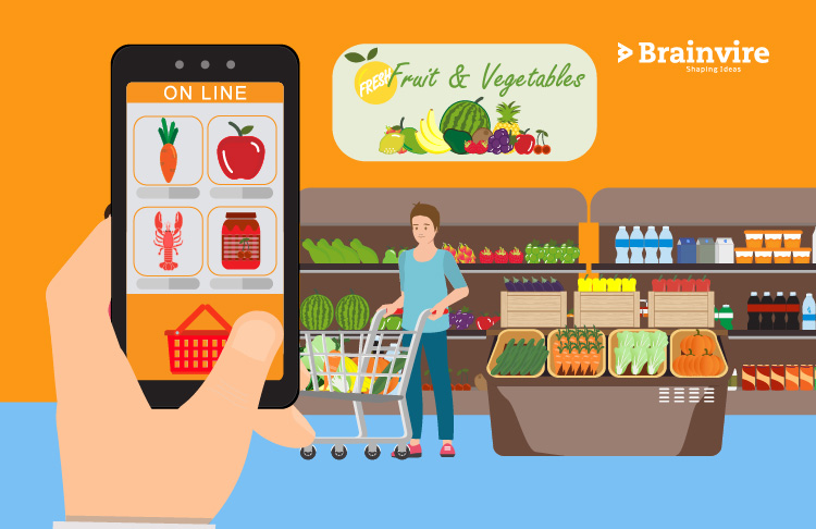 Customers Can Now Explore an Omnichannel Experience with Digital Supermarket