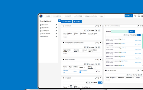 Game-Changing Solution to Pilot Sales by introducing a tailor-made CRM