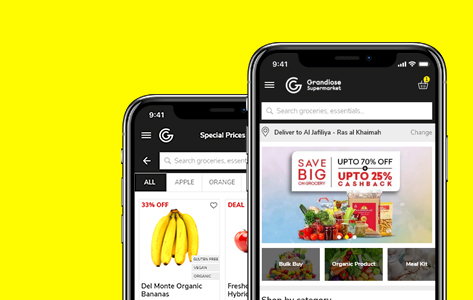 Brainvire enables Digital Revitalization for a leading Food Retailer in UAE