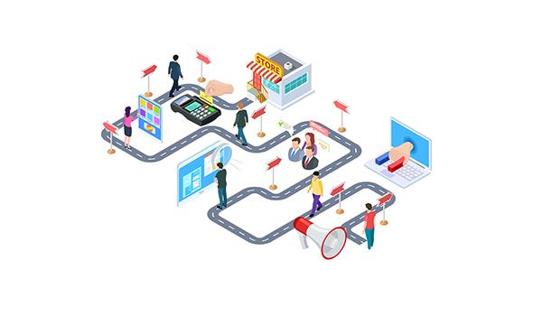 Comprehensive glimpse of customer journey: