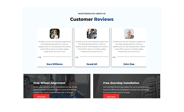 SEO-friendly website: