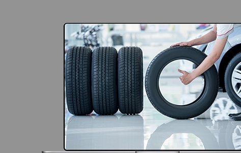 Interactive UI/UX on B2C Magento Website Improves Sales for an Automotive Tire Dealer