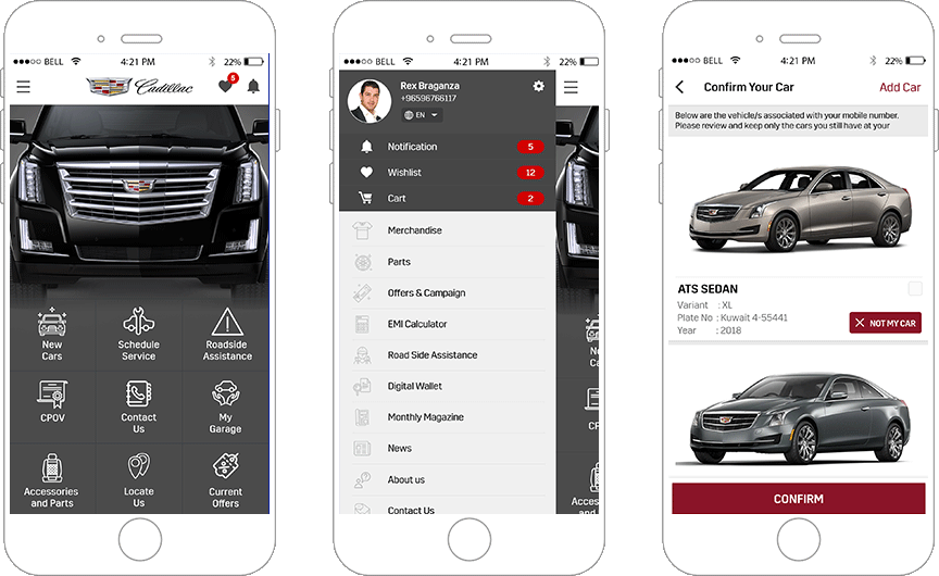 Cutting-edge App Offers Real-Time Car Notifications