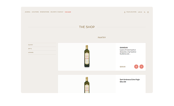 Custom design integration: