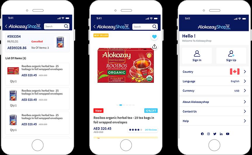Native app ensures maximum reach for FMCG Giant