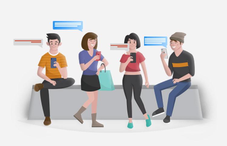 Progressive Mobile Chat App Gained Fandom in the USA