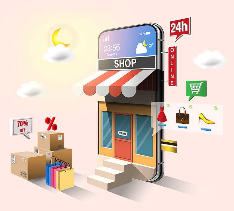 Bespoke Ecommerce Magento Packages