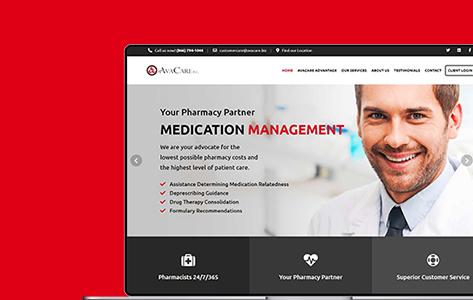 An Enterprise-Driven Web Service for a Healthcare Facility in North America
