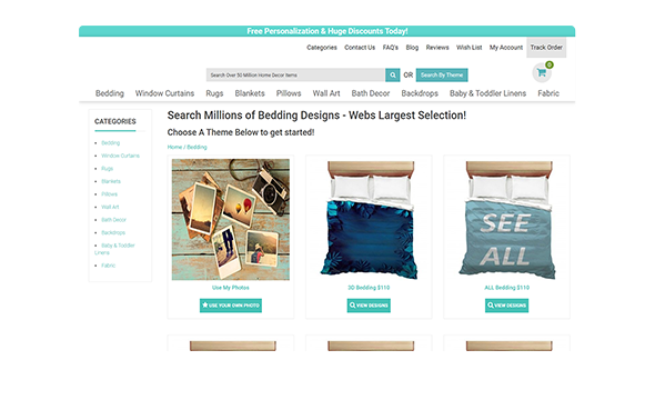 Build a Personalized Online Retailer Website: