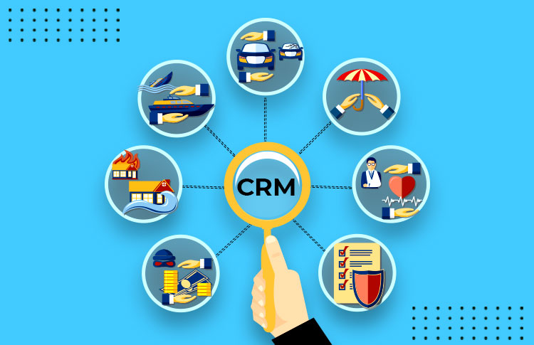 Brainvire Helps an Insurance Provider to Overhaul its Outdated CRM
