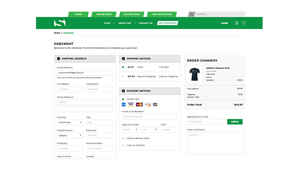 ERP Integration and Carousel functionality: