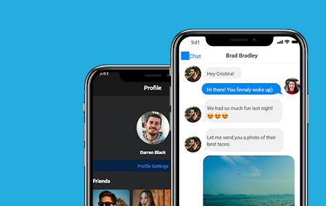 Professional Recruitment App Improves Connectivity