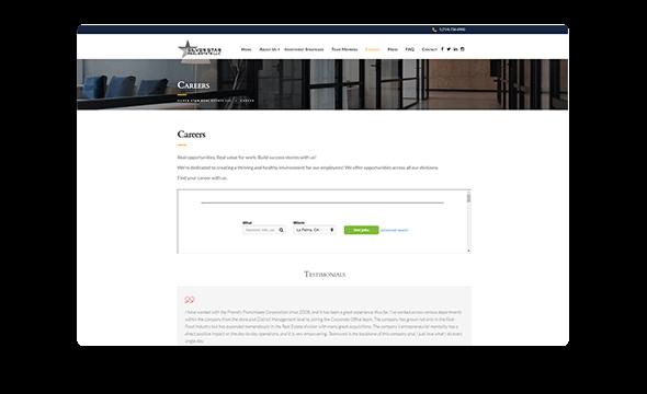 Improve the site performance