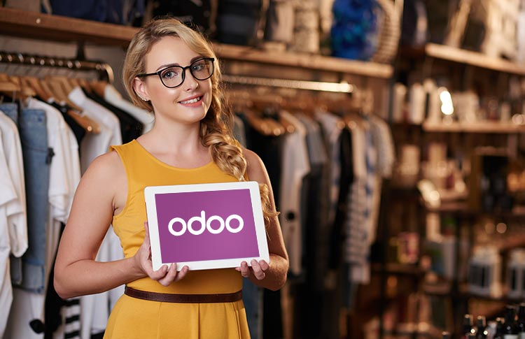 Brainvire's Odoo ERP Consultation Automated Processes for Retail Giants