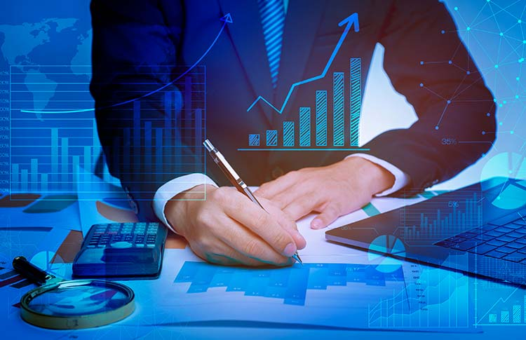 Analytical Data Improved Decision-Making Capabilities for Financial Market Trends